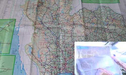 """""""แผนที่"""" แผ่นกระดาษมหัศจรรย์...เครื่องมือช่วยพัฒนาประเทศ ตอนที่ 2 : ทำไม แผ่นกระดาษมหัศจรรย์"""